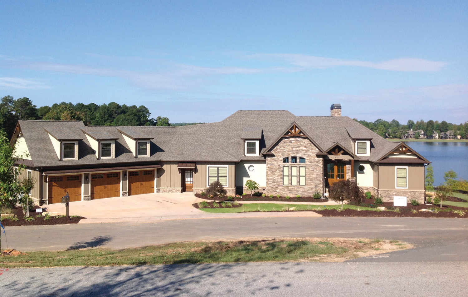Lake House Plans | America's Home Place